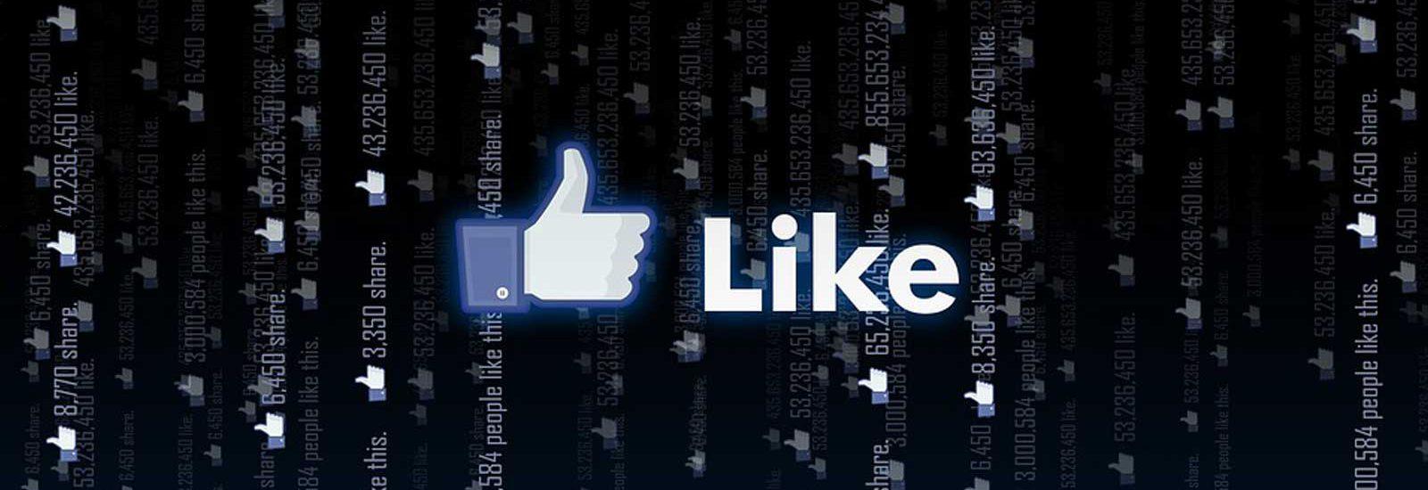 קידום וניהול פייסבוק - סימון וכתובת LIKE של פייסבוק