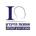 לוגו - אומנות הזיכרון